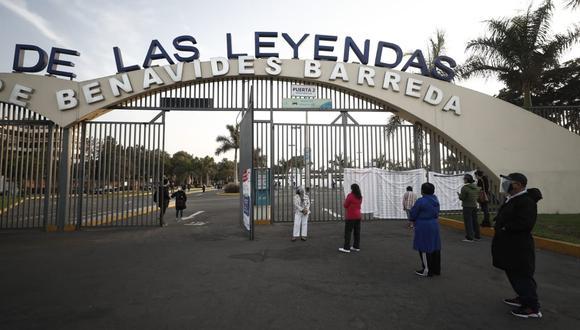 Parque de las Leyendas es una de las sedes elegidas por la ONPE como lugar de votación para estas elecciones. (Foto: César Campos/@photo.gec)