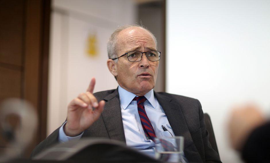 Roque Benavides dice que ya deberían verse resultados del Gobierno. (Foto: GEC)