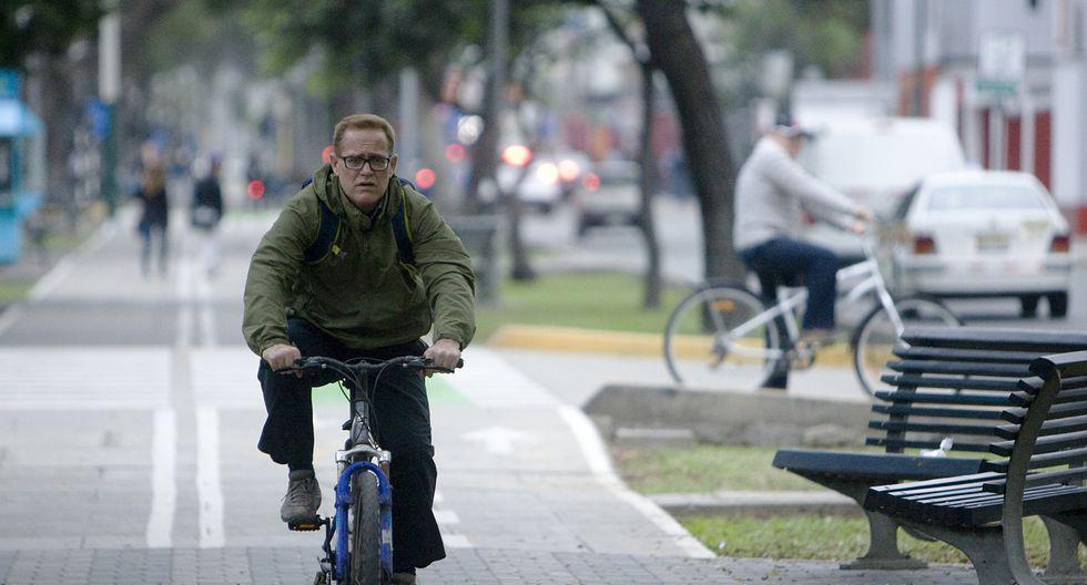 Incentivo. Se busca que trabajadores acudan a laborar en bicicleta. (Foto: GEC)