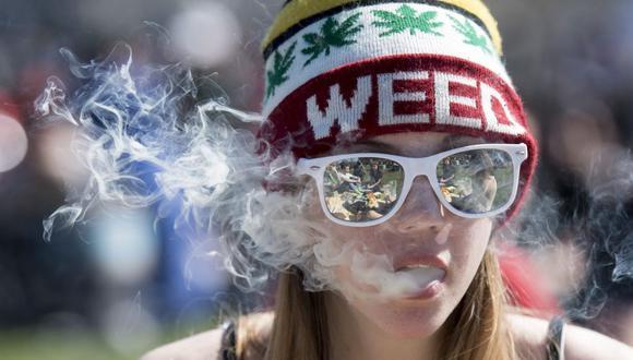 El estado eliminaría las sanciones por posesión de menos de 3 onzas de cannabis y borraría los registros de personas con condenas anteriores por delitos relacionados con la marihuana. (Foto: AFP).