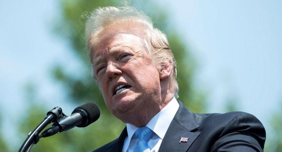 Según el Post/ABC, los votantes se oponen profundamente a la forma en que Trump ha manejado la intensificación de la guerra comercial con China. (Foto: EFE)