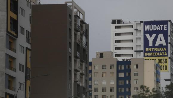 El confinamiento despertó un mayor interés de las familias por adquirir una vivienda. (Foto: Renzo Salazar/ GEC).