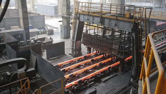 Aceros Arequipa implementará un nuevo horno eléctrico en su planta de Pisco. (Foto: USI)