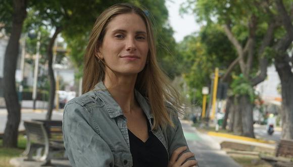 Congresista electa por Avanza País, Adriana Tudela. (Foto: Facebook)