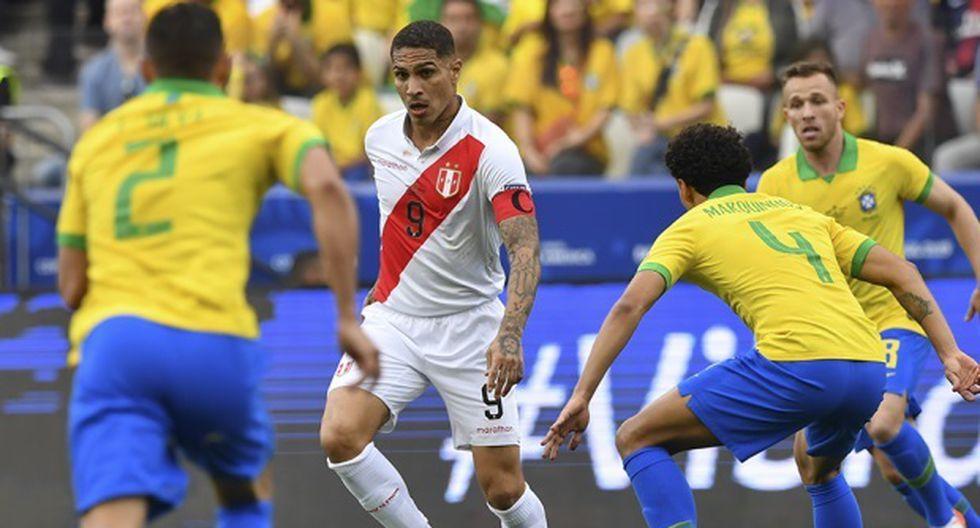 Perú vs Brasil, hoy a las 3:00 pm se disputa la final. (Foto: GEC)