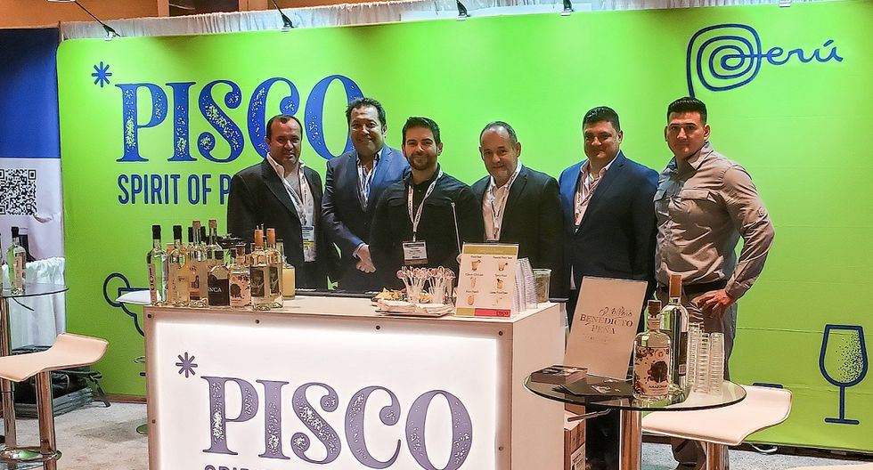 El gin peruano y el pisco participaron en un concurso de licores realizado en Estados Unidos. (Foto: Mincetur)