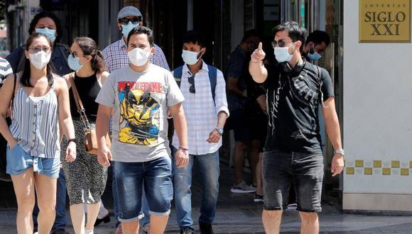 El total de casos confirmados en España asciende a 272,421, con un total de 28,438 fallecidos. (Foto: AS)