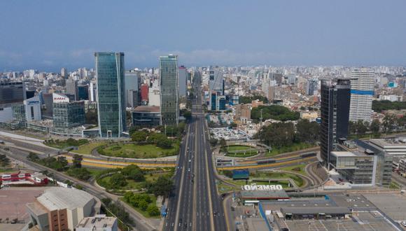 Economía peruana se contrajo un 11.1% en 2020 con medidas de contención muy estrictas. (Foto: GEC)