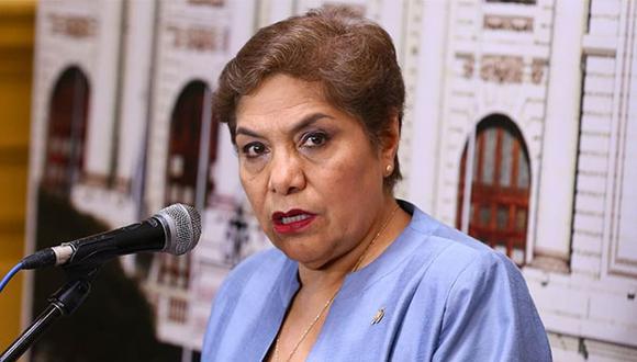 Luz Salgado es designada como secretaria general de Fuerza Popular | PERU | GESTIÓN