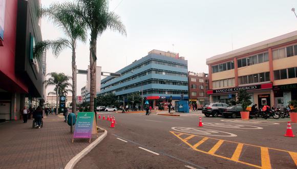 En primeros cinco meses  del año distrito de San Borja ha recibido 164 solicitudes de nuevos negocios. (Foto: Difusión)