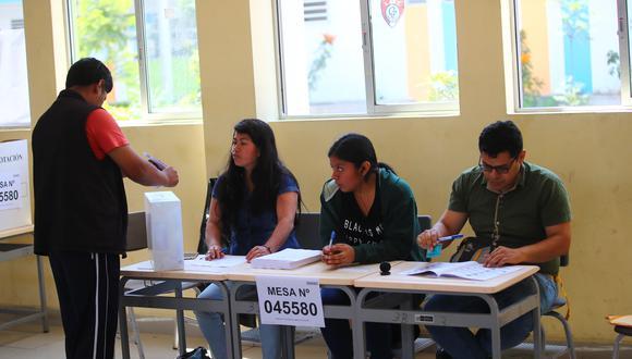 Este año, las elecciones primarias han sido suspendidas, así como todas las disposiciones sobre su aplicación. (Foto:GEC)