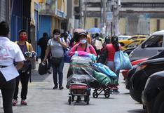 Ahora hasta el 80% de la población vive en informalidad laboral