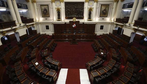 El jueves 19 de marzo se llevará a cabo la primera sesión del nuevo Congreso de la República 2020-2021. (Foto: GEC)