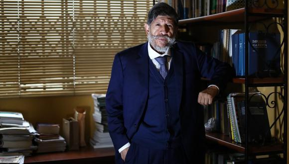 Carlos Ramos se desempeñó como jurista, escritor e historiador del derecho peruano. (Foto: Alessandro Currarino / GEC)