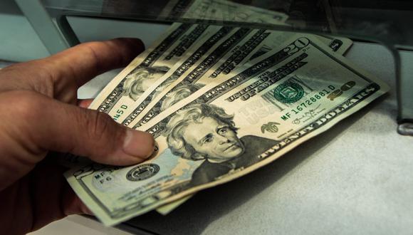 Dólar. En el año, dólar gana 8.87%. Extranjeros aumentan demanda.    (Foto: GEC)