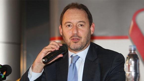 José Chlimper, ex secretario general de Fuerza Popular. (Foto: Andina)