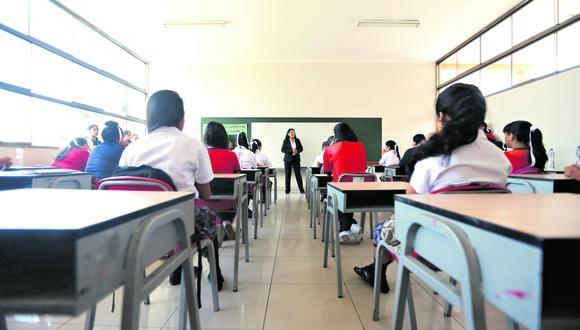 Las conferencias del CIE 2021 estuvieron enfocadas en seis tópicos principales: gestión educativa, currículum y didáctica, tecnologías para el aprendizaje, educación multidisciplinaria, formación docente y liderazgo, y psicología y atención a la diversidad. (Foto: Mario Zapata / GEC).