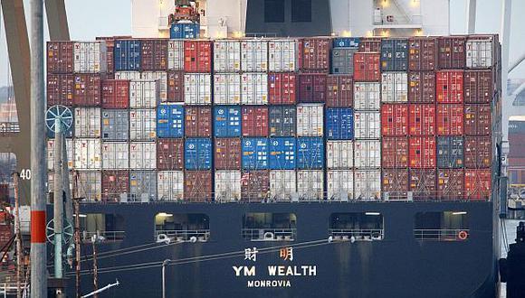 El déficit en el comercio de bienes con China bajó de US$ 28,900 millones en agosto a 28,000 millones en setiembre, y se ha reducido un 13.4% en los primeros nueve meses de este año. (Foto: AFP)
