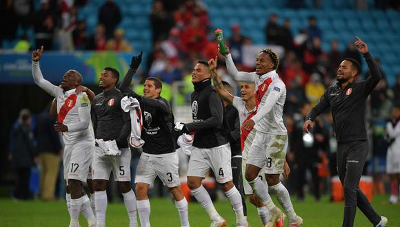 Apoya a la selección en su último partido en la Copa América 2019. (Foto: AFP)