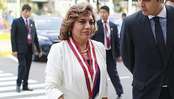 """Avalos dijo que la entidad a su cargo redoblará esfuerzos """"para garantizar un mejor servicio fiscal que contribuya a un servicio de justicia."""