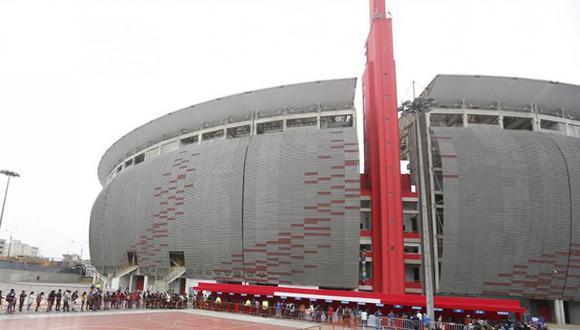 El Estadio Nacional abrirá sus puertas al público asistente a la clausura a las 3 p.m. (Foto: GEC)