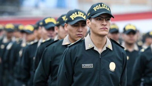 La Policía Nacional mantendrá el control del orden interno con el apoyo de las Fuerzas Armadas. (Foto: Difusión)
