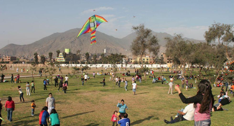 Parques Zonales en Lima (Foto: GEC)