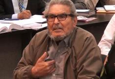 Abimael Guzmán fue vacunado contra el COVID-19: cabecilla de Sendero Luminoso