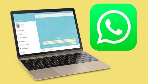 De esta manera podrá activar los mensajes que desaparecen si no son leídos en WhatsApp Web. (Foto: MAG / GEC)