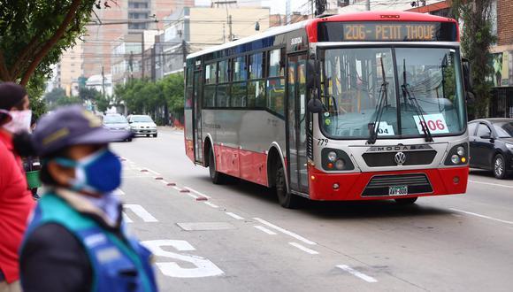 Un solo medio de pago servirá para varios medios de transporte. (Foto: GEC)