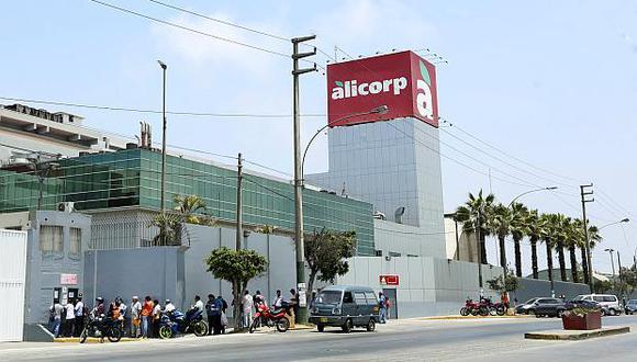 El volumen de ventas fue de 860,000 toneladas, informó Alicorp. (Foto: GEC)