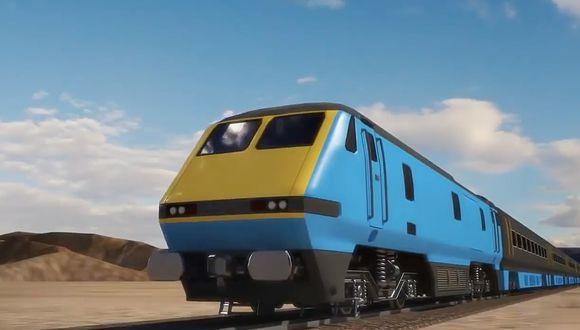 Propuesta. Proyecto de Tren de Cercanías tiene una extensión de más de 300 km y conectará Lima e Ica en tres horas. (Foto: Difusión)