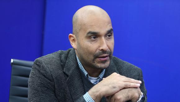Jorge Guillén (Foto: ANDINA)