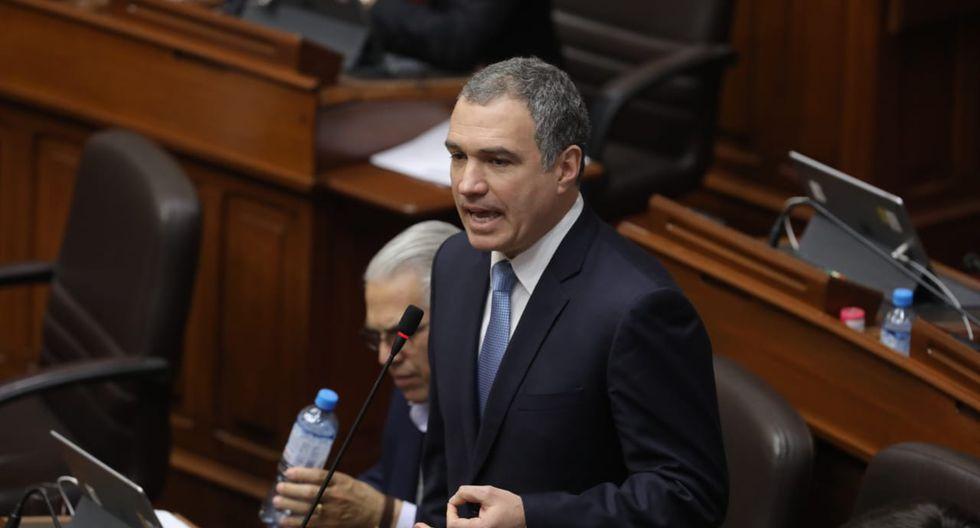 El primer ministro, Salvador del Solar, solicitó que la cuestión de confianza se defina hoy mismo. (Foto: Anthony Niño de Guzmán /GEC)