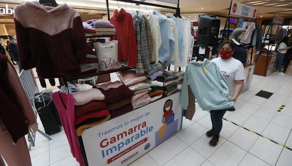 Mayoría de micro empresarios del emporio textil de La Victoria operan con su propia marca. Esperan llegar a provincias a través de ferias.
