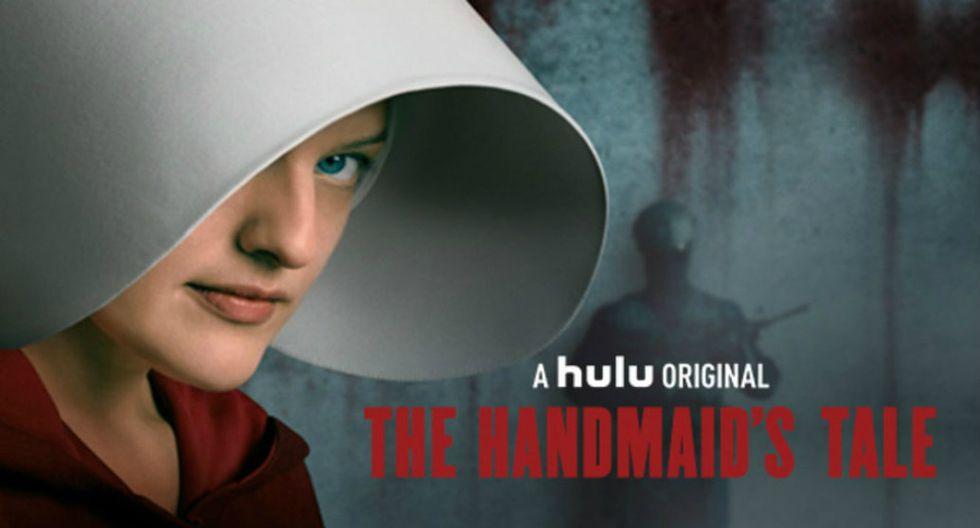 FOTO 1 | Mejor serie de drama: 'The Handmaid's Tale'  (Foto: Hulu)