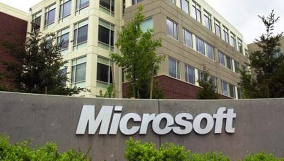 Microsoft. (Foto: Difusión)