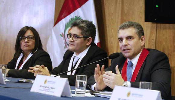 El equipo especial del caso Lava Jato solicitó a la JNJ emitir un pronunciamiento sobre procesos contra fiscales supremos. (Foto: EFE)