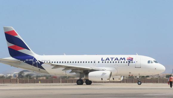 La aerolínea activó un plan de contigencia para el transporte de carga debido a la coyuntura que se vive en el país. (Foto: GEC)