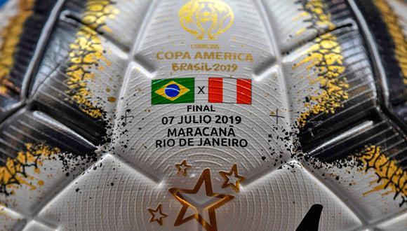 Perú vs. Brasil jugarán la final de la Copa América 2019 en el estadio Maracaná. (Foto: AFP)