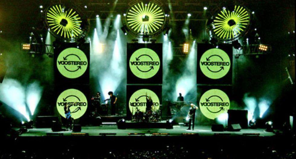 Este 9 de diciembre se cumplen 12 años desde la última presentación de Soda Stereo en Lima. Se estima que cerca de 50 mil personas llegaron al Estadio Nacional. (Foto: Difusión)