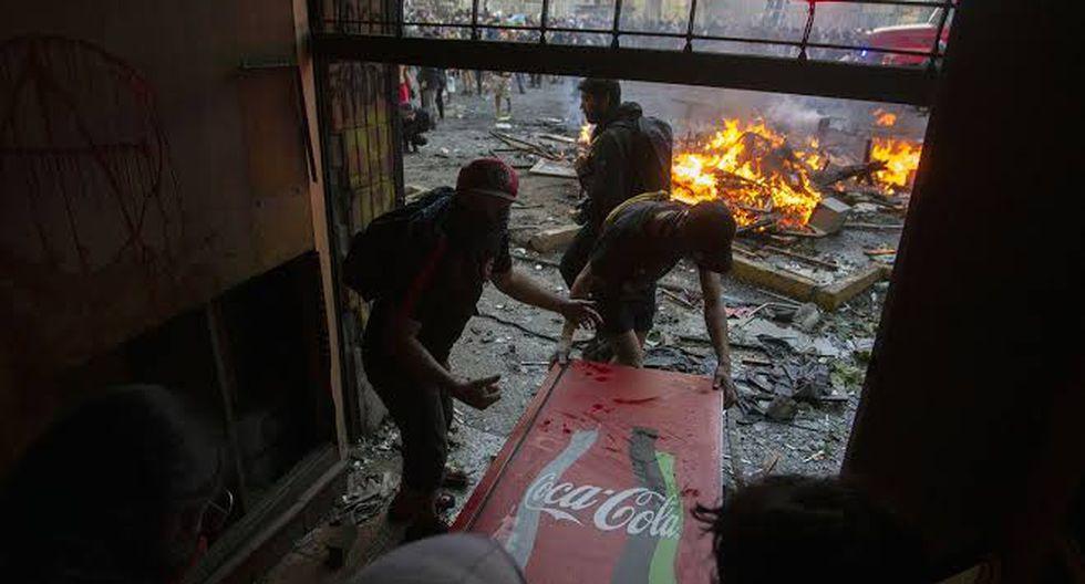 Los disturbios podrían costarle a Chile 300,000 empleos, según dijo el jueves el ministro de Hacienda, Ignacio Briones.