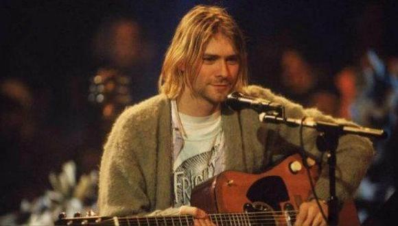 El cárdigan de Kurt Cobain se convirtió en el más caro del mundo vendido en  una subasta. | TENDENCIAS | GESTIÓN