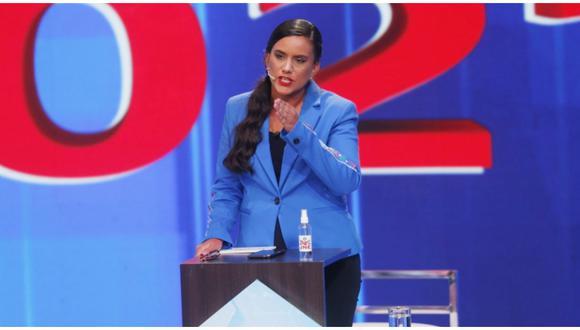 Verónika Mendoza asegura que la pandemia
