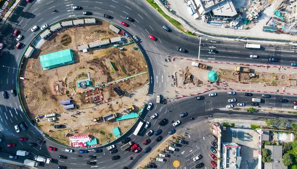 Los propietarios de los vehículos de transporte de carga y mercancías que incumplan con esta disposición serán multados con S/352. (Municipalidad de Lima)