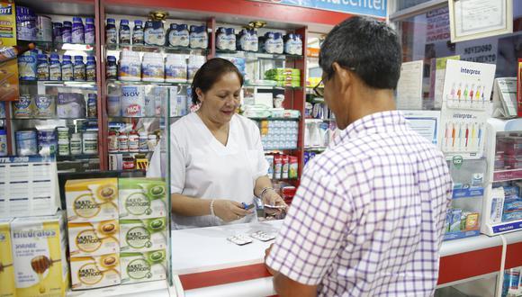¿Ha subido el precio de las medicinas? (Foto: Manuel Melgar | GEC)