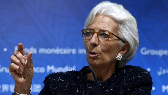 """""""Si es creíble, esta estrategia puede fortalecer la capacidad de la política monetaria para estabilizar la economía cuando se enfrente al límite inferior"""", dijo Lagarde en un evento. (Foto: Reuters)"""