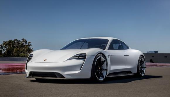"""""""Es un verdadero Porsche"""", dijo el director ejecutivo de la marca, Oliver Blume."""