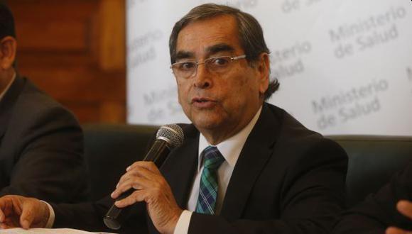 Ugarte reveló que gracias a una donación de la Sociedad Nacional de Minería impulsada por tres grandes empresas mineras el país recibirá también mil toneladas de oxígeno medicinal también desde Chile. (Foto: GEC)