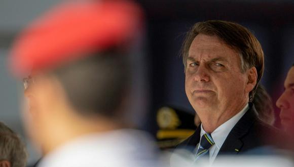 Las relaciones de Brasil con Pekín han sido tensas desde que Bolsonaro asumió el cargo en el 2019, luego de fuertes críticas a China durante la campaña electoral.  (Foto: AFP)
